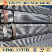 OD 33.7mm 1 inch thickness 1.7mm Tubo de acero soldado (tubo de acero de ERW)