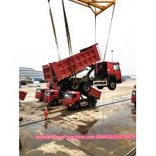 Sinotruck 6x4 10 Wheel Tipper Truck Dump
