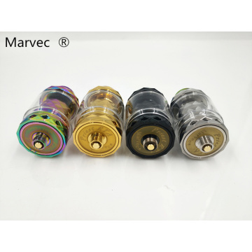 Colorful 510 Thread e-cig RTA vape lucidati a mano