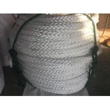 Corde de fibre chimique de 12 brins corde d'amarrage Corde de corde de polyester de corde PP corde