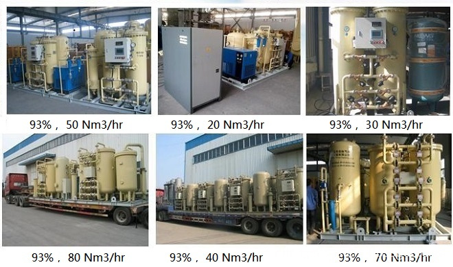 Gamma Oxygen Generators