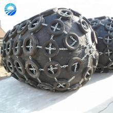 Défense pneumatique en caoutchouc de bateau d'équipement marin de bateau de pêche