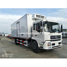 Dongfeng Refrigerator truck at specific temperatures