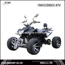 150ccm / 200cc Racing Quad mit 12inch oder 14inch Rad, 4wheelers Racing ATV