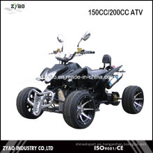 150cc / 200cc que compite con el patio con la rueda 12inch o 14inch, 4wheelers que compiten con ATV