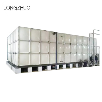 Glass Fiber Reinforced Plastic Water Tank