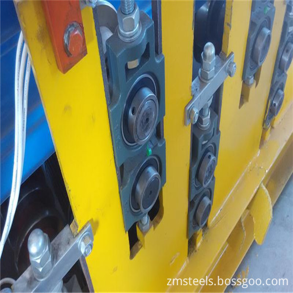 Corrugated Steel Plate Roll Forming Machine