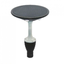 Waterproof 12W Bright Solar Garden Lamp Holder
