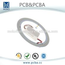 Tablero de aluminio redondo del PWB para LED