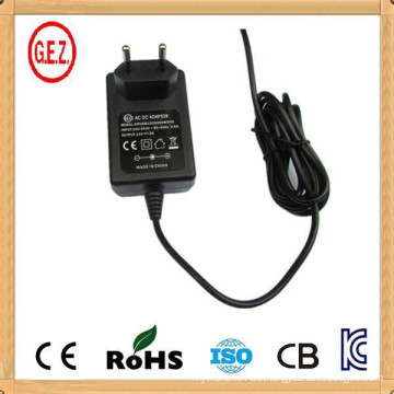 12V 2000ma KC CB ,CE CCC power supply 12v