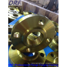 ANSI Threaded Flange, Forging Flange