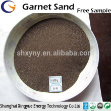 2014 venda quente Sandblasting e Waterjet Cutting 80 Mesh Garnet Sand