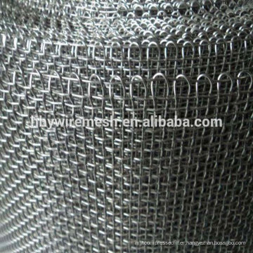 crimped wire screen screen sieving iron mesh for filter screen wire mesh