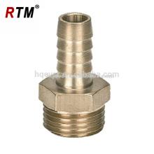 J 17 4 6 raccord de tuyau à filetage mâle raccord de tuyau hydraulique raccord de tuyau à filetage