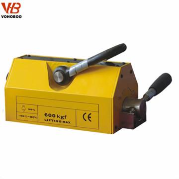 Machine pour soulever des objets lourds Lève-personne magnétique d'aimant de levage en acier résistant / grue de levage
