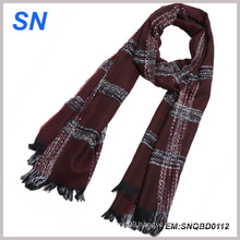 Factory Direct Sale Acrylic Fashion Men Scarf