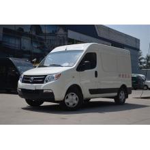 Многофункциональный грузовой фургон Dongfeng на заводе
