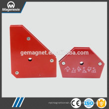 Nouveau venu support de soudure d'angle magnétique de vente chaude