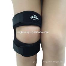 Apoyo deportivo profesional rodillera de la aptitud con alta calidad