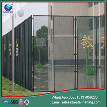 security fence military welded fence
