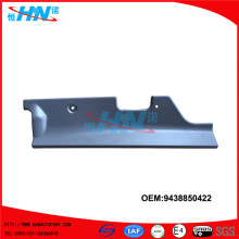 Superior Quality Terminal Bumper 9438850422 Truck Body Parts For Actros