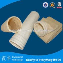 Fibra de poliéster PIFE saco de filtro de revestimento