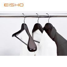 Роскошные деревянные вешалки с широким плечом EWH0095-93