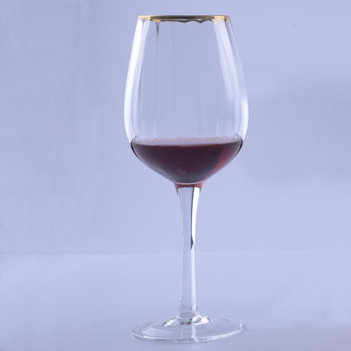 Ribbed Glasses Goblet