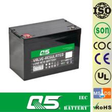 12V90AH Batterie en cycle profond Batterie au plomb Batterie décharge profonde