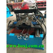 Plaque de fond galvanisée Plate-forme stéréo Forge de rouleaux Fournisseur de matériel Singpore