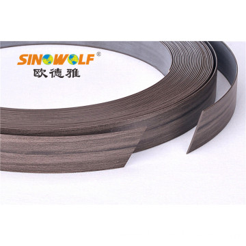 Matte Finish PVC ABS Edge Banding Strip