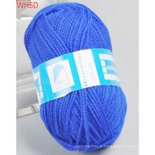 100% laine épaisse laine mérinos peignée pour le cintrage / tissage