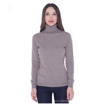 PK18A44HX 100% Cashmere Rollkragen Pullover Pullover für Frauen