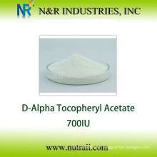 Natural VE acetate 700IU powder trade assurance