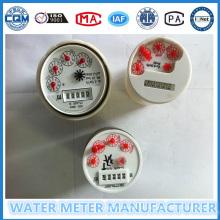 Kleiner Mechanismus für Haushalt Wasser Durchflussmesser