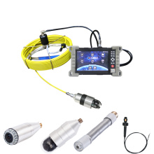 Telescopic Underwater Wall Detection Camera