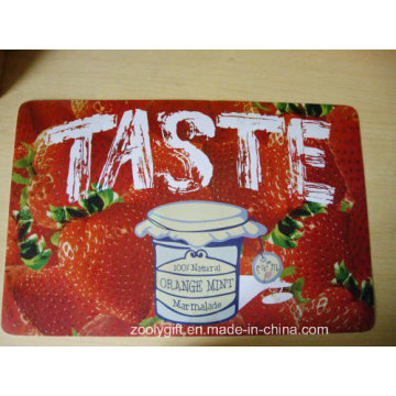 Vegetables Printing Dinner Table Place Mat