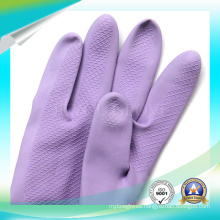 New Anti Acid Latex Working Gloves for Washing Stuff with ISO9001 Approved