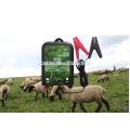 Version Xstop Solar usage extérieur Energizer Fence Energizer 20 km gamme homologuée IP54