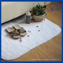 Tapis de bain à 100% en coton (QDC4412)