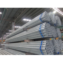 "1-1/4"" fence tube /galvanized pipe to BS 1387, ASTM A53, JIS G 3452, KS"