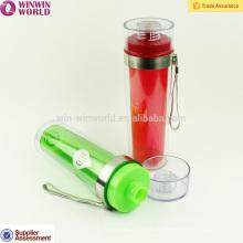 Weihnachtsgeschenk-Trinkflasche, Nahrungsmittelgrad-Plastikwasser-Flasche