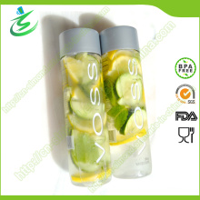 400 Ml Cheap Price Voss Water Glass Bottle/Voss Water Bottle/Voss Fruit and Beverage Bottle