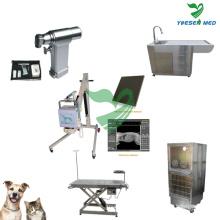 One-Stop Shopping Clínica Médica Veterinaria Equine Veterinary Equipment