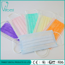Medical Consumable Non-woven Ear-loop Face Mask