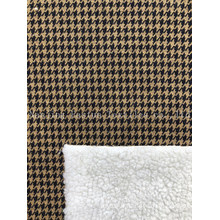 Knitted Bonded Lamb Hair Esfh-1053