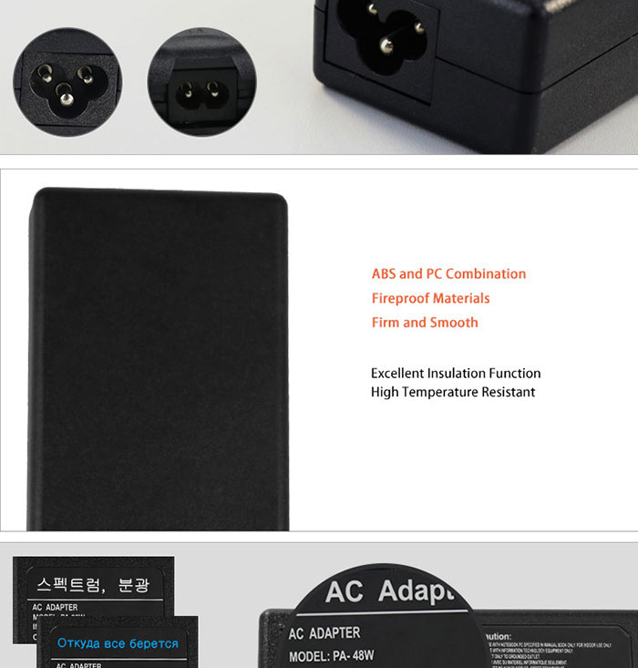Ac Adapter For LCD Monitor