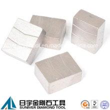 Granite Quarry Cutting Segment Diamond Cobalt Bond
