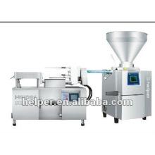 Máquina de torsión de la salchicha de la alta capacidad