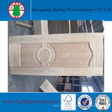 Placage de HDF moulé par placage en bois naturel de 4mm